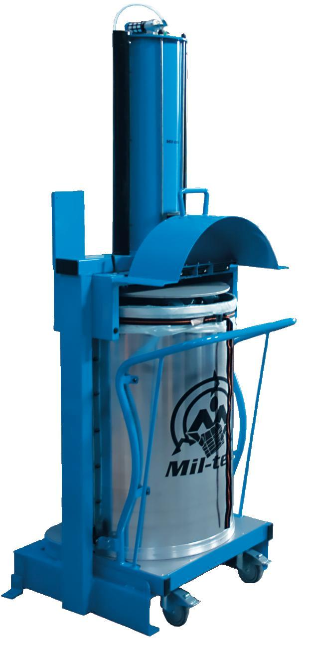 How Does A Trash Compactor Work Tek Xp200 Trash Compactor