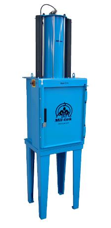 Mil-tek 2101 Aluminum Can & Drum Crusher